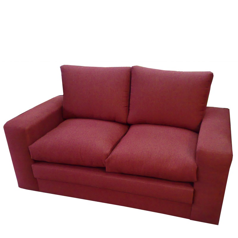 Sofa 2 cuerpos sillon muy comodo telas exclusivas - Sofas muy comodos ...