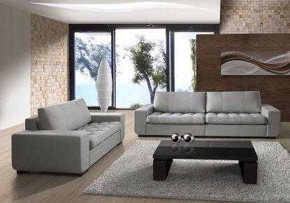 Sofa 2 cuerpos tapizado en tela u s en mercado libre - Tela tapizado sofa ...