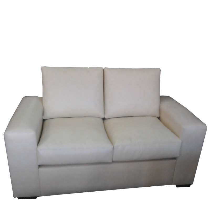 Sofa 2 cuerpos telas exclusivas recto y muy comodo - Sofas muy comodos ...
