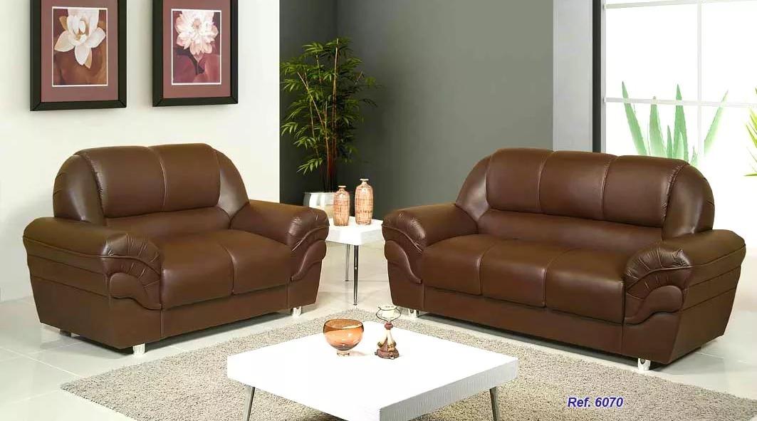 Conjunto De Sofa Em Corino Marrom | www.resnooze.com