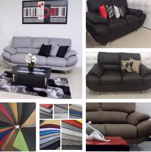 sofá 2 puesto moderno