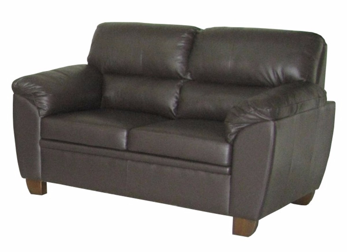 Sofa 3 cuerpos 100 cuero natural champagne home u s for Sofa 3 cuerpos salerno