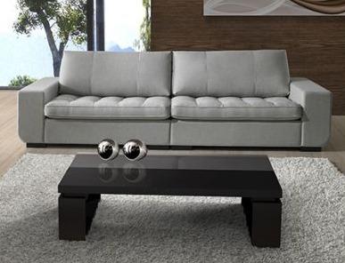 sofa 3 cuerpos tapizado en tela - he4008