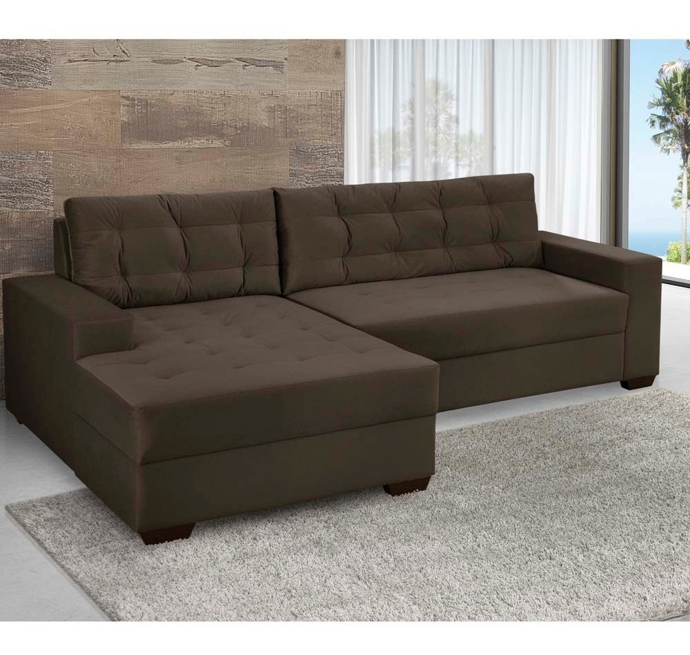Peachy Sofa 3 Lugares American Comfort Larissa Chaise Lado Esquerdo Forskolin Free Trial Chair Design Images Forskolin Free Trialorg