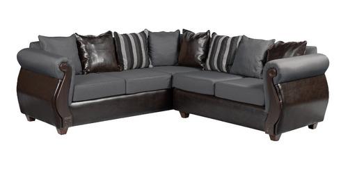 sofa 5 cuerpos seccional bugambilia tela-pu innovamobel