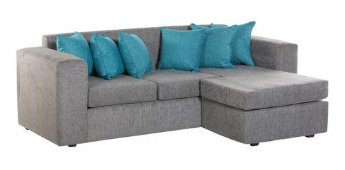 sofa 5 cuerpos seccional reversible donato tela innovamobel