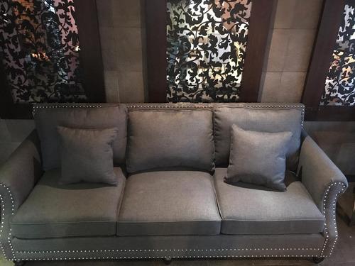 sofa americano nuevo