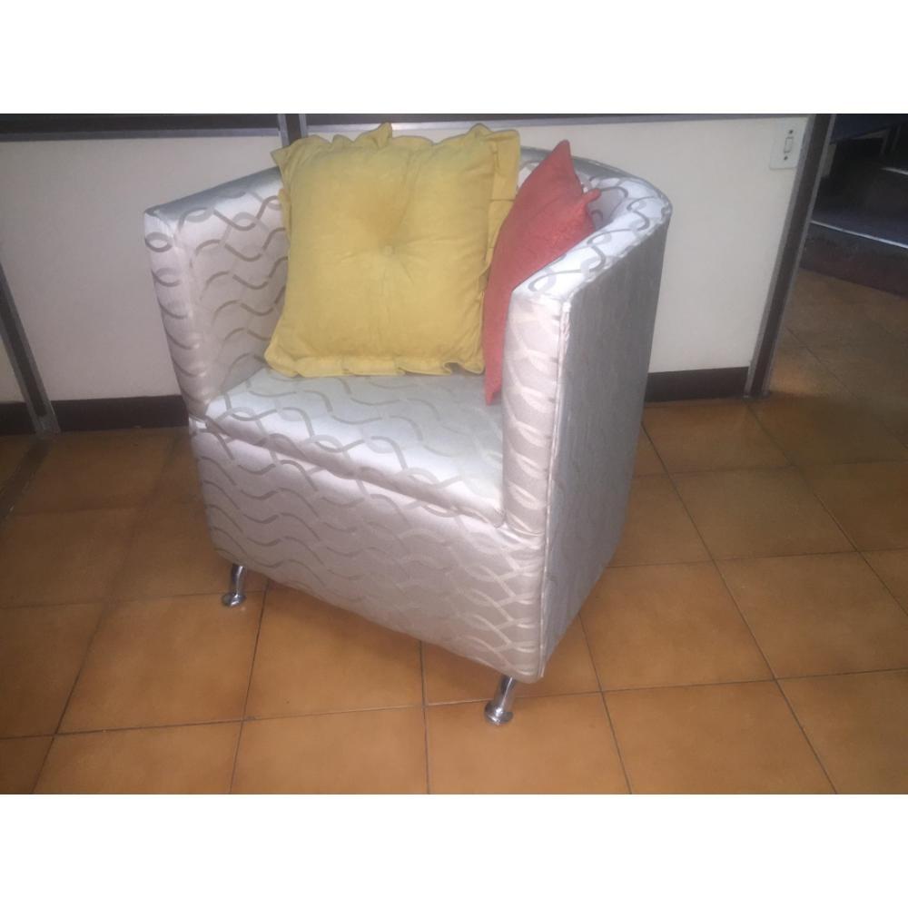 Sof Butaca Sill N Muebles Tapizados En Tela O Semicuero Bs  # Muebles Tapizados En Tela