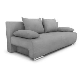 Sofa Cama 2 Plazas 2 Cuerpos Baul Living