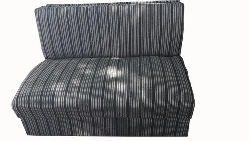 sofá cama 2 plazas sin posabrazos