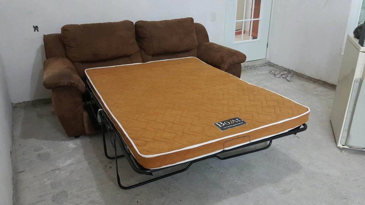 Sofa cama boal 4 en mercado libre for Cuanto sale un sofa cama