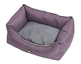 sofá cama buster, ciruela negra / gris acero,  x