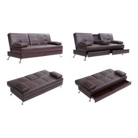 Sofa Cama Cajones Sillon Reclinable Envio A Provincia
