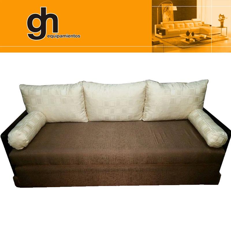 Sofa p living cama marienera bicama p living sillon cama for Mercado libre sofa camas nuevos