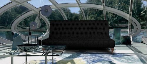 sofa cama chesterfield capiton sofacama futon sillon sala