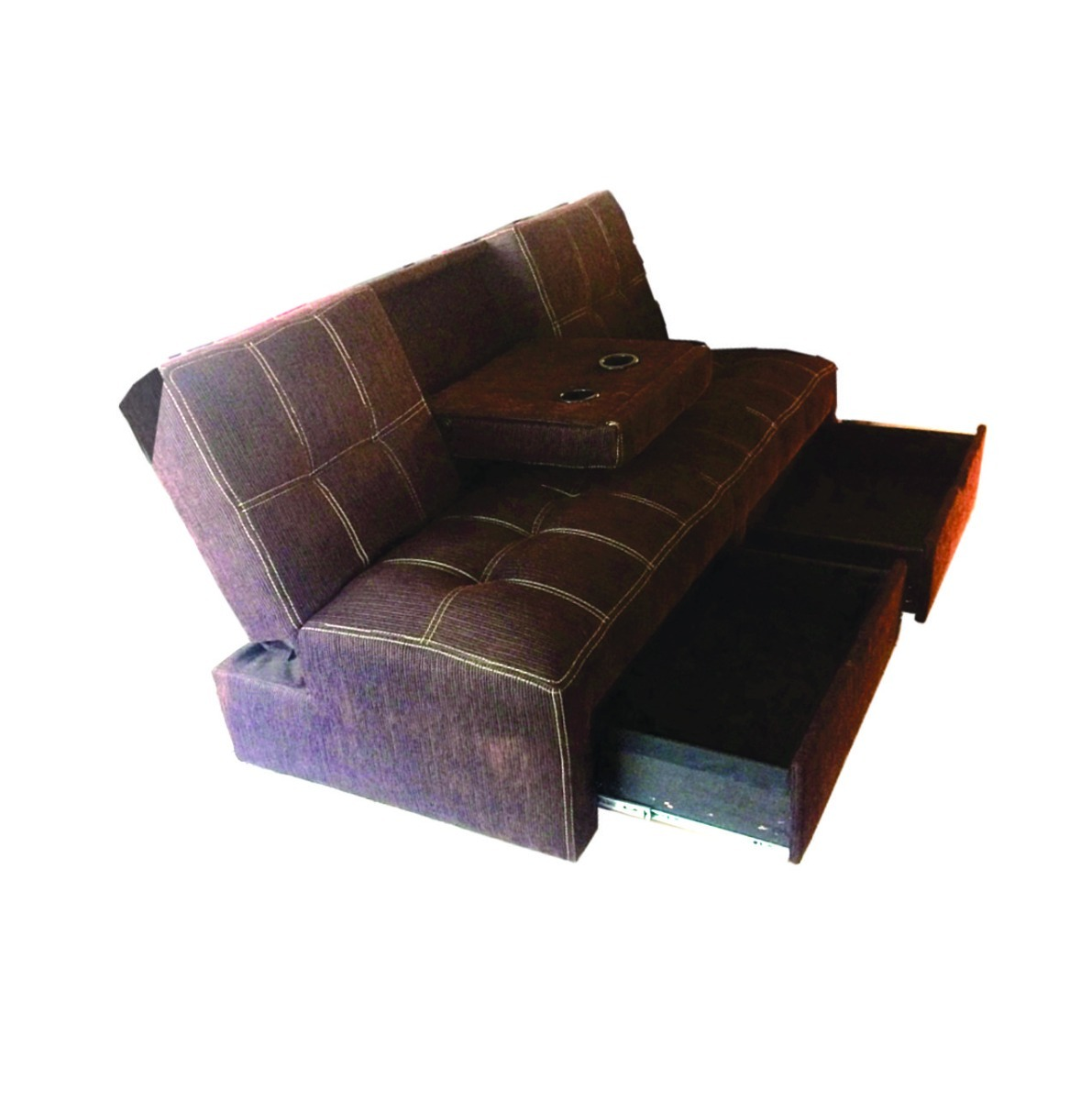 Sofa cama con cajones practico y muy comodo 5 - Sofa cama comodos ...