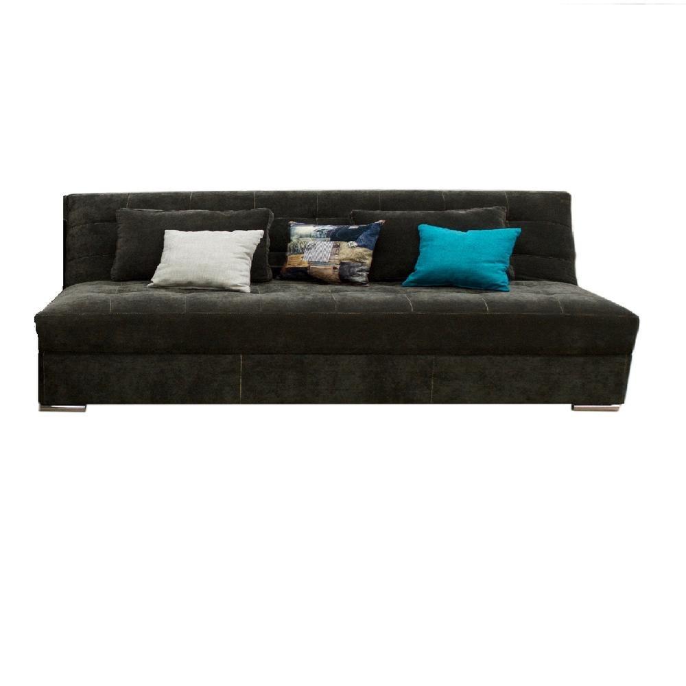 Sof cama con esquinero milan grafito 18 en for Sofas marcas buenas