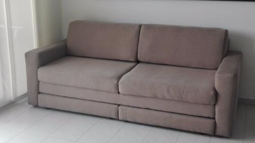 sofa cama doble de segunda como nuevo