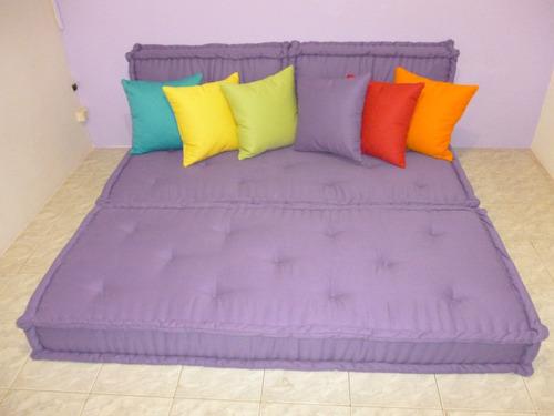 Sofa cama em futon turco r em mercado livre - Sofas cama futon ...