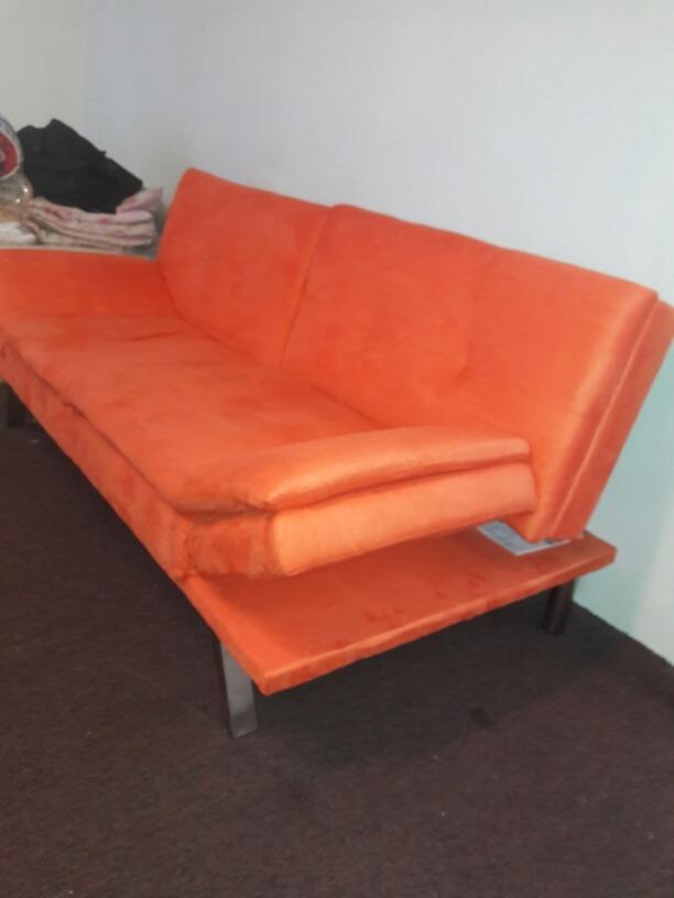 Sofa cama futon s 600 00 en mercado libre - Sofas cama futon ...