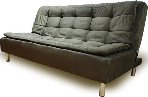 sofa cama futon confsofacama sillon sala mueble envio barato