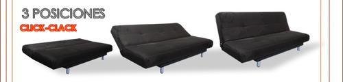 sofá cama futón dreamy sillón sofacama sala mobleco envio