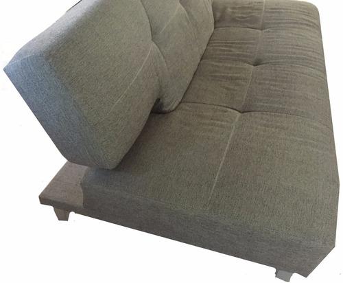 Sof cama fut n sill n sofacama sala moblecasa envio for Futon cama precio