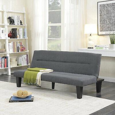 sofá cama futón sofá convertible bajo