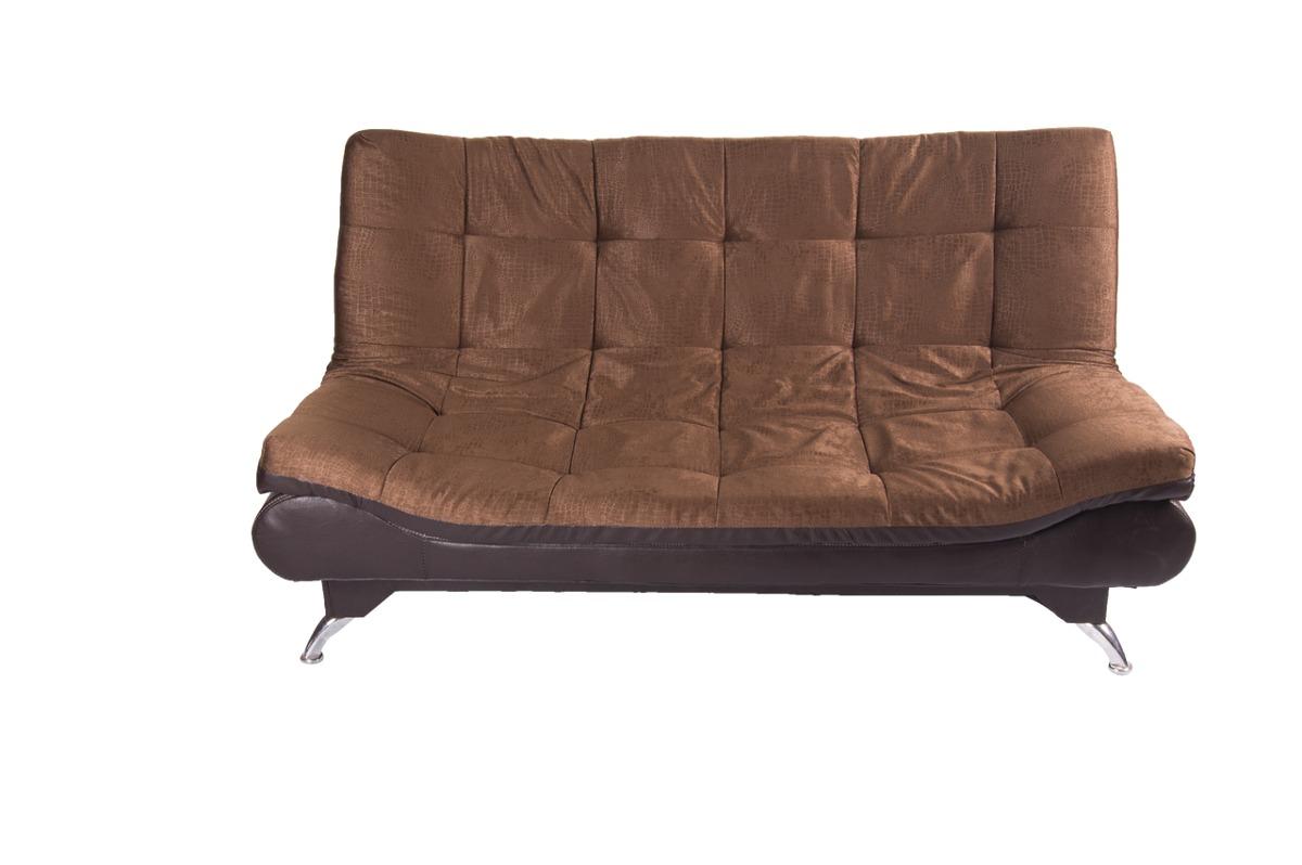 Sof cama futton converti cama puff minimalista creatori 6 en mercado libre - Sofa cama minimalista ...