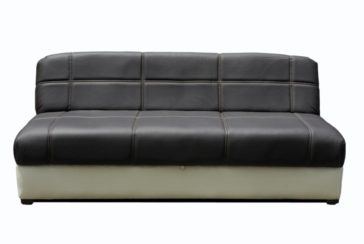 Sof cama futton converti cama puff minimalista modernista 4 en mercado libre - Sofa cama minimalista ...