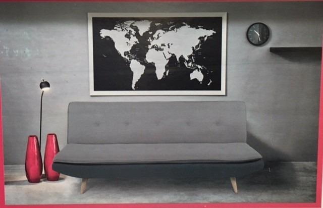 Sofa cama importado dise o actual nuevo barato for Cuanto cuesta un sofa cama