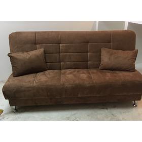 Sofa Cama Importado Modelo Vegas Tipo Click Clack
