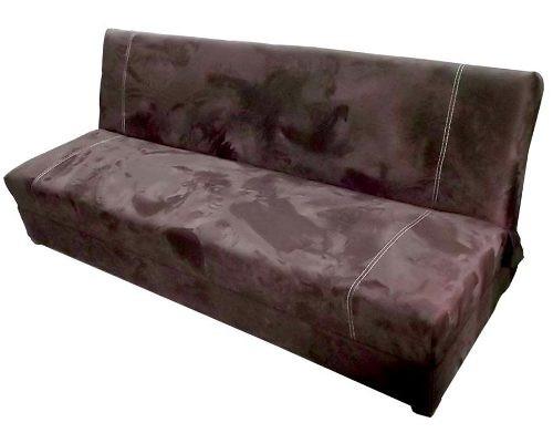 Sofa cama individual futton converti cama taburete ibiza for Sofa cama individual plegable mexico