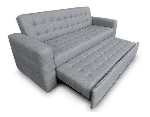 sofa cama libano king size  mobydec muebles sillon salas