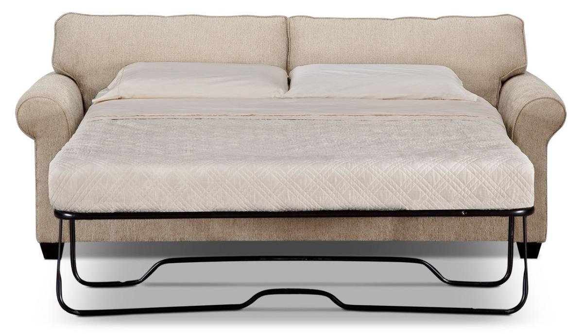 Sof cama macy 39 s remo ii fabric queen r em for Sofa cama queen size mexico