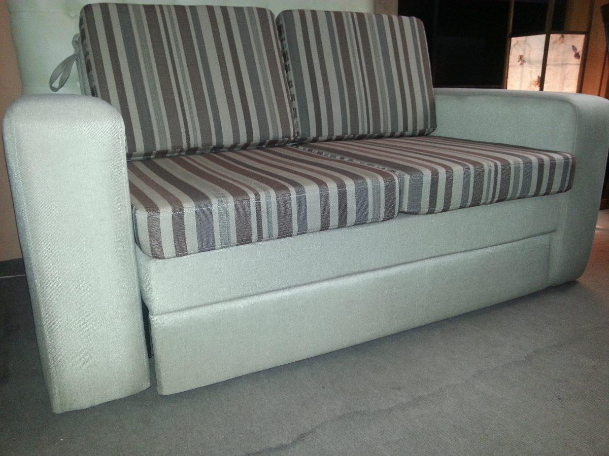 Sofa cama marinera juego de living bicama sillones for Sofa cama de 2 cuerpos