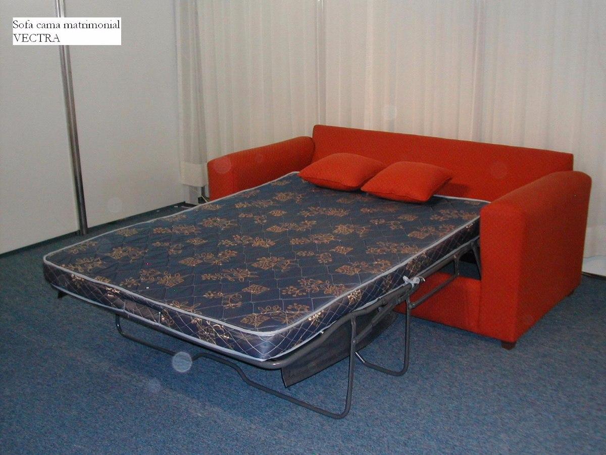 Sofa cama matrimonial 5 a os garantia directo de fabrica for Divan cama fabrica