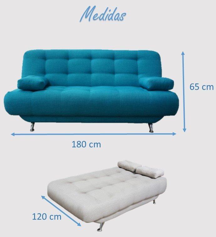 Sofa Cama Matrimonial - $ 4,500.00 en Mercado Libre - photo#42