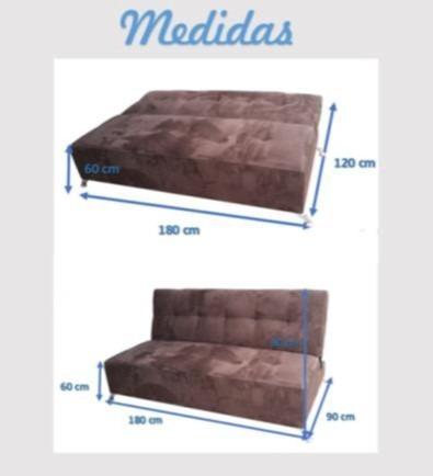 sofa cama matrimonial bonito moderno barato