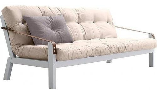 sofá cama matrimonial futón modelo allen!!