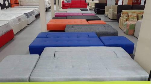 sofa cama matrimonial  tienda y fábrica san martín