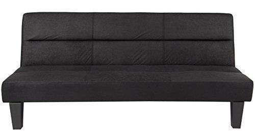 Microfiber Futon Folding Couch Sofa Bed