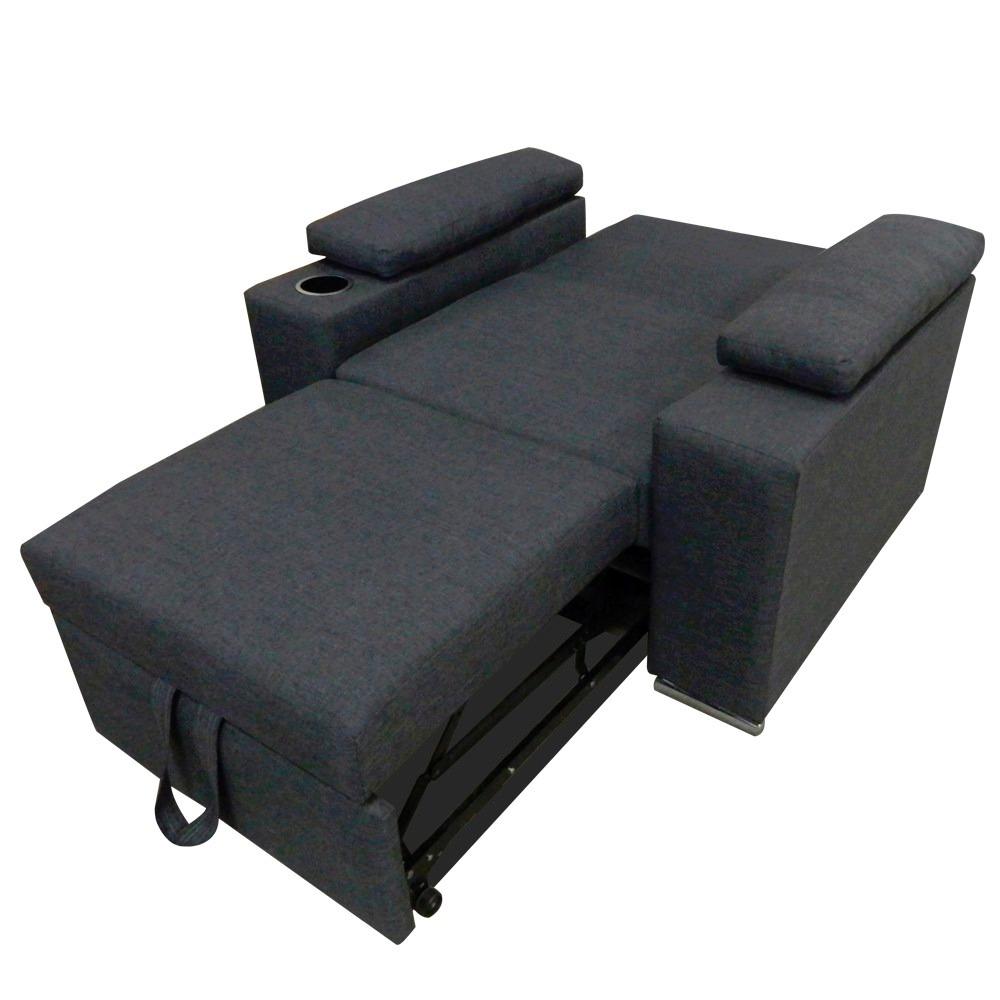 sofa cama minimalista individual mobydec 5 en
