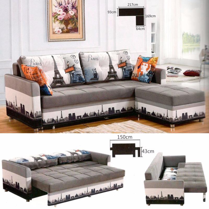 Venta de sofa cama en lima peru for Sofa cama 2 plazas falabella