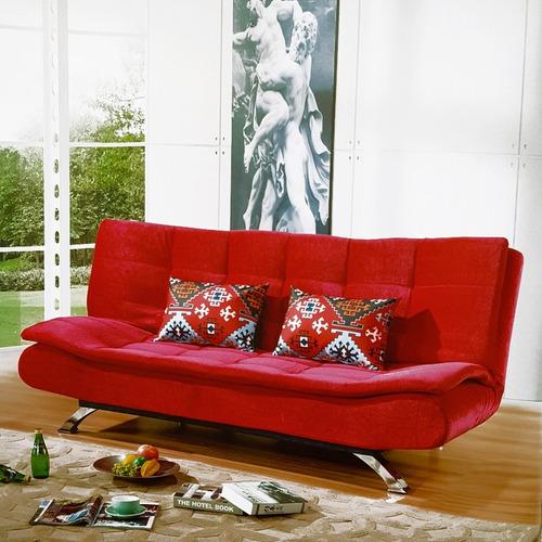 sofa cama modelo 303 / 3 cuerpos / 2 plazas / diseño moderno