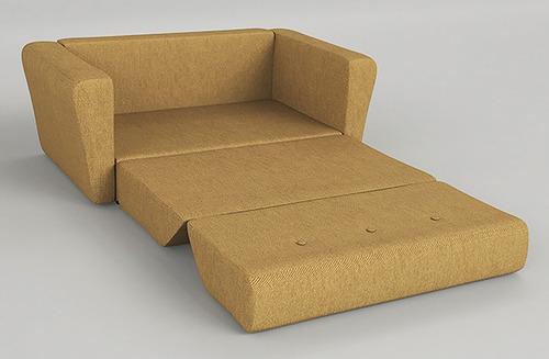 sofá cama mussa hipnos tela chenille 2 cuerpos vs colores