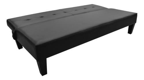 sofá cama nobel cuero sintético