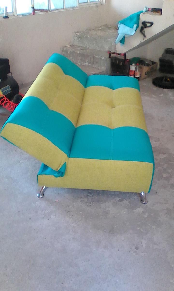 Sof cama nuevo 2 en mercado libre for Lo ultimo en sofas cama