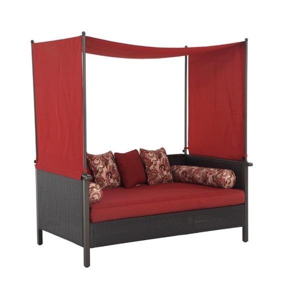 Sofa cama para jardin o terraza moderno nuevo y empacado for Cuanto sale un sofa cama