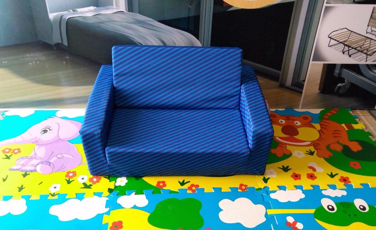 Sofa cama para ni os s 122 00 en mercado libre - Sofas cama infantiles ...